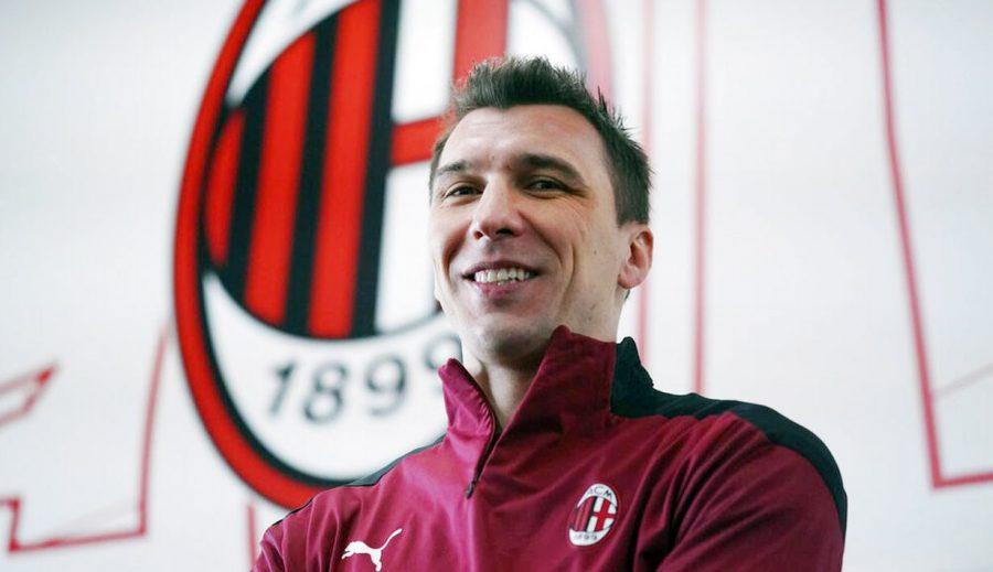 Salam Perpisahan, Mario Mandzukic Segera Tinggalkan AC Milan