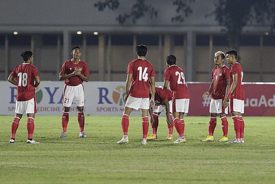 Hasil Laga Uji Coba, Timnas Indonesia Tumbang 2-3 Melawan Afghanistan