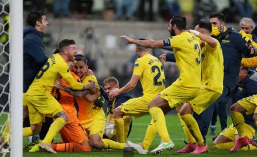 Villareal Juara Liga Europa, Kalahkan Man United Lewat Adu Penalti