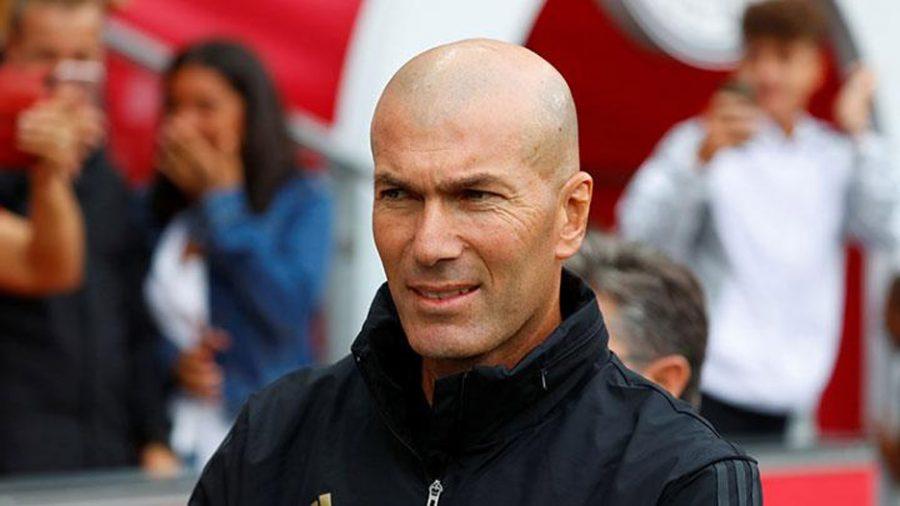 Zinedine Zidane Akan Segera Tinggalkan Real Madrid