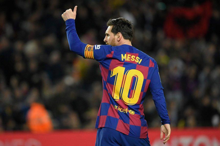 Barcelona Siapkan Perpanjangan Kontrak untuk Lionel Messi