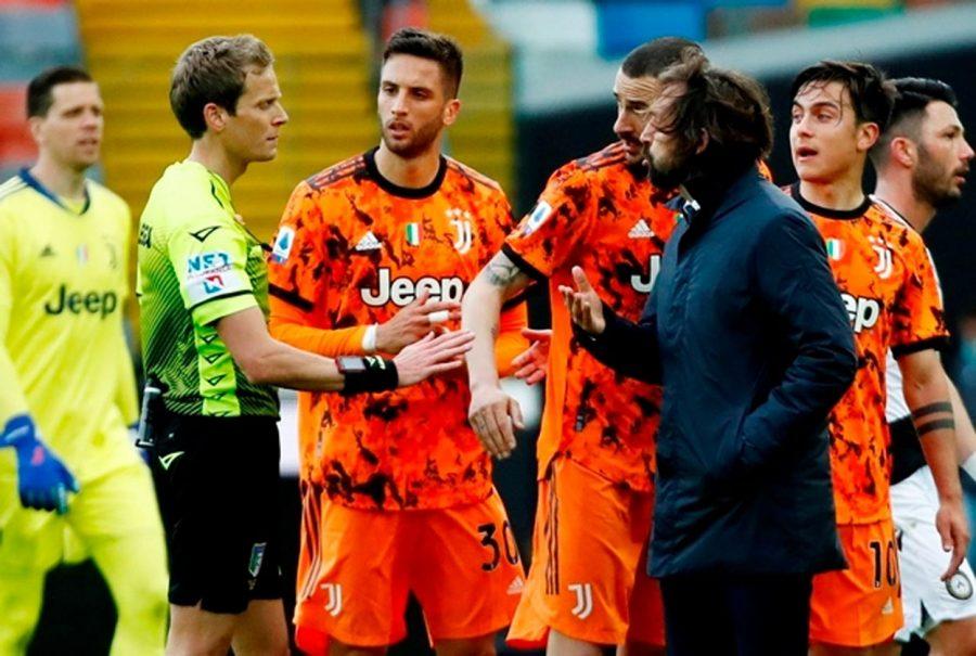 Juventus Menang Dramatis atas Udinese, Andrea Pirlo Girang