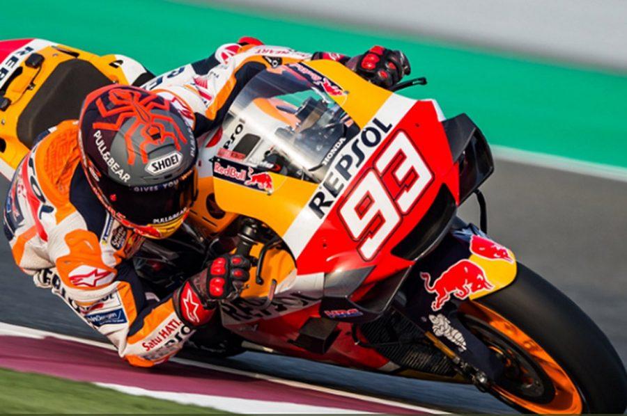 MotoGP Italia: Marc Marquez Sindir Valentino Rossi untuk Pensiun Balapan