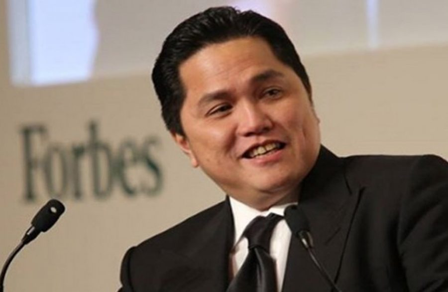 Alasan Menteri BUMN Erick Thohir Angkat Abdee 'SlanK' Jadi Komisaris Telkom