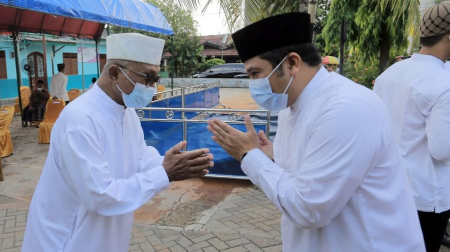 Solusi Pembiayaan, Program Tangerang Emas Merambah ke UMKM Binaan Masjid