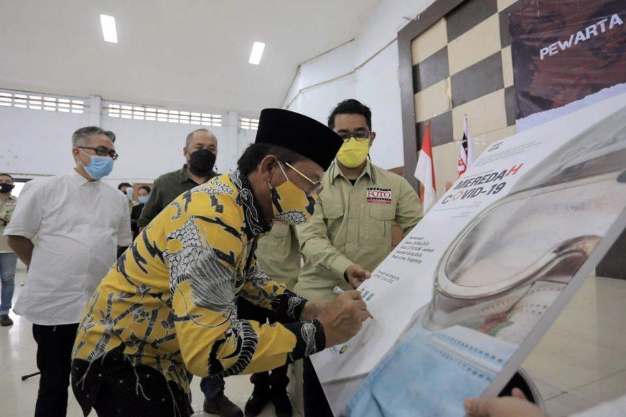 Wakil Walikota Ajak PFI Tangerang Tingkatkan Sinergisitas Melalui Karya