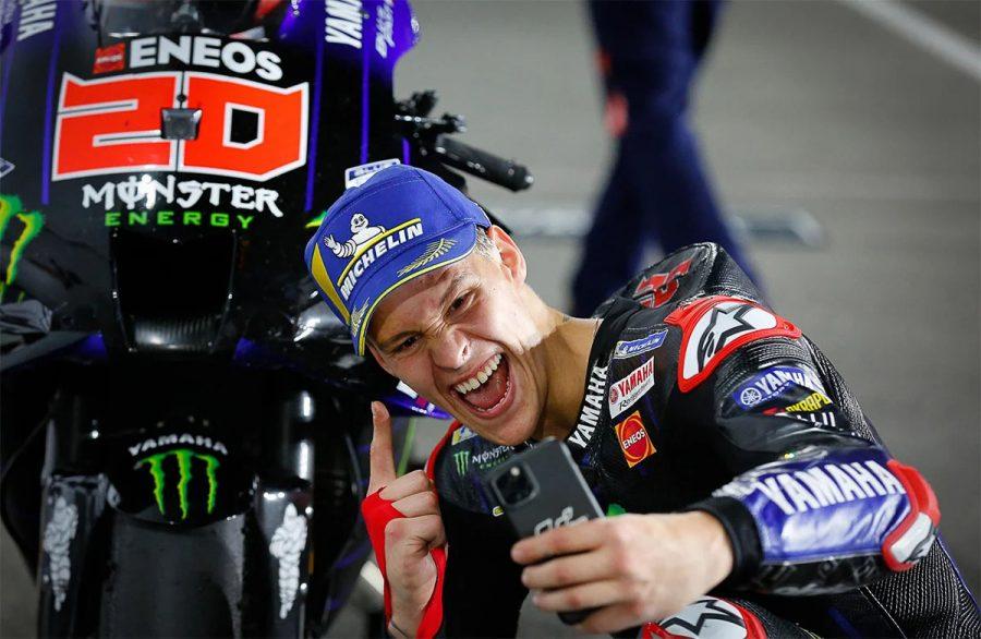 Fabio Quartararo Juara MotoGP Italia 2021, Marc Marquez Terjatuh