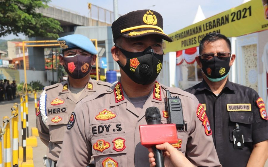 Polda Banten Siap Amankan Pilkades Serentak di 4 Kabupaten Tahun 2021