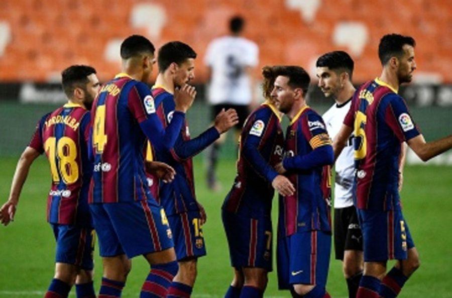 Diisukan Pindah Klub, Messi Makin Dekat dengan Skuad Barcelona
