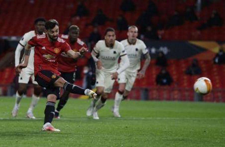 3 Fakta Menarik AS Roma vs Manchester United di Leg Kedua Semifinal Liga Eropa