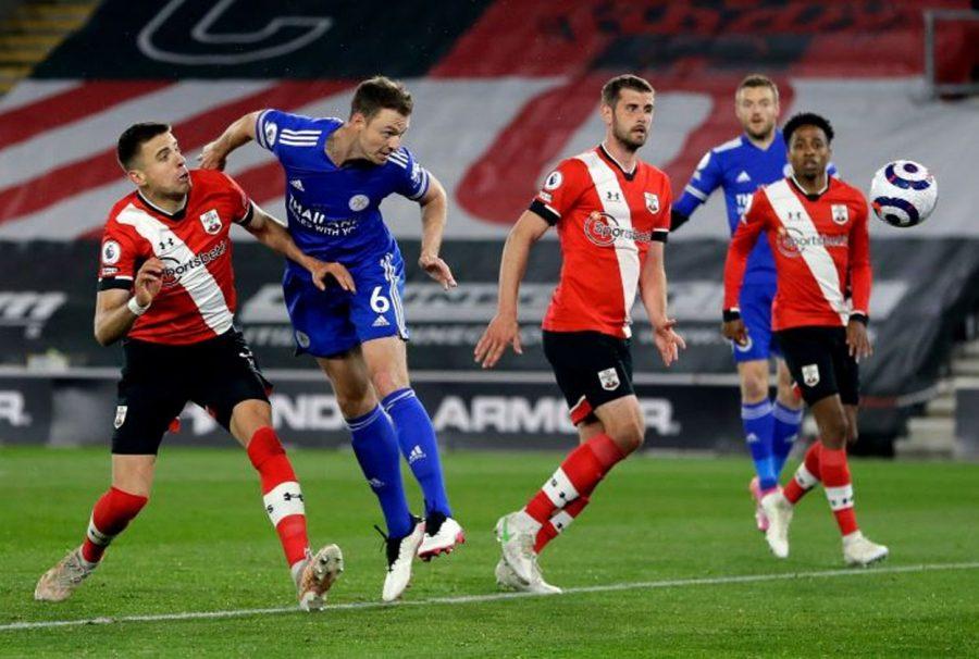 Leicester City Hadapi 10 Pemain Southampton Justru Ditahan 1-1