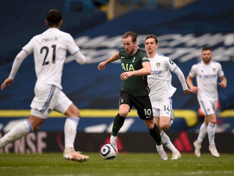 Tottenham Hotspur Tumbang di Markas Leeds United Dengan Skor 1-3