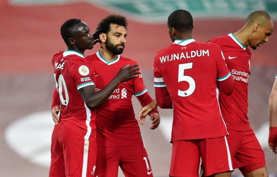 Liverpool Buka Harapan Tembus 4 Besar Usai Menang 2-0 atas Southampton