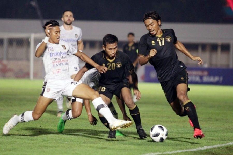 Kualifikasi Piala Dunia 2022, Timnas Indonesia Uji Coba Lawan Afghanistan