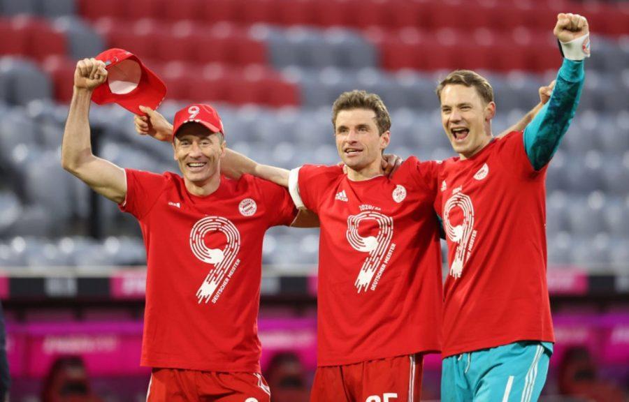 Bayern Munich Juarai Liga Jerman 2020-2021