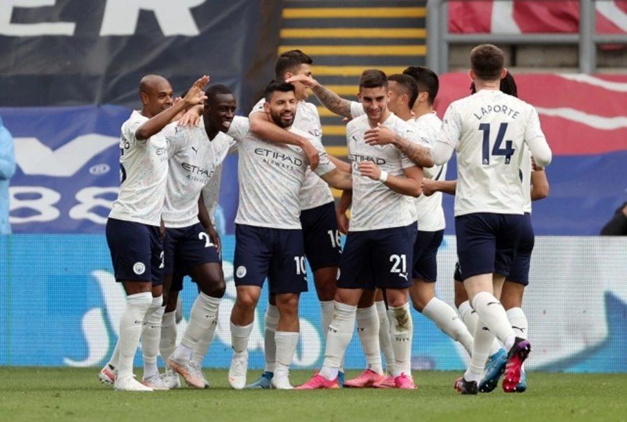 Man City Kalahkan Crystal Palace 2-0, Selangkah Lagi Juarai Liga Inggris