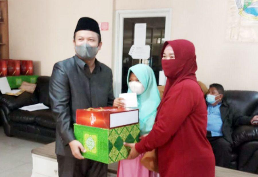 Jelang Idul Fitri: DPRD Kota Tangerang Santuni Ratusan Anak Yatim