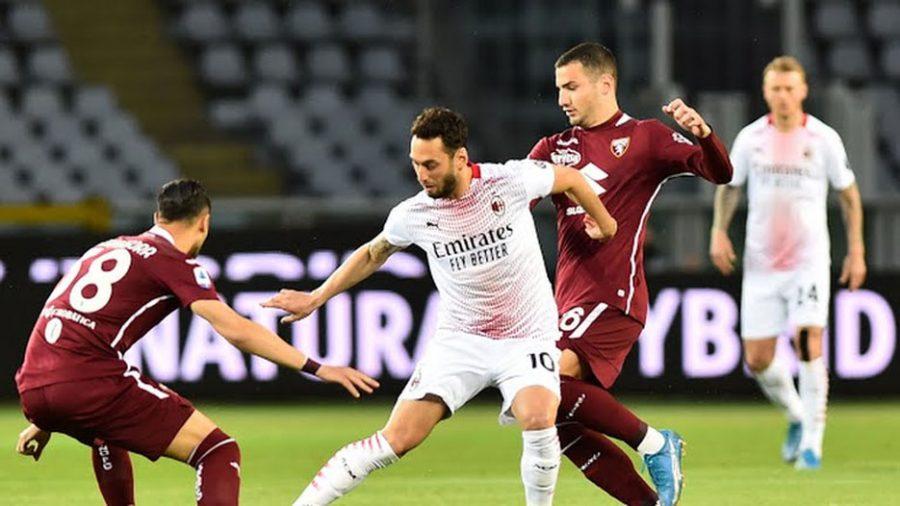 Hasil Liga Italia: AC Milan Pesta Gol di Markas Torino