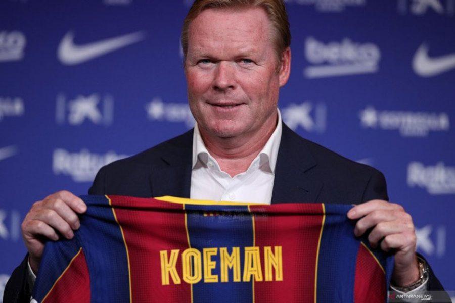 4 Calon Pengganti Ronald Koeman di Barcelona