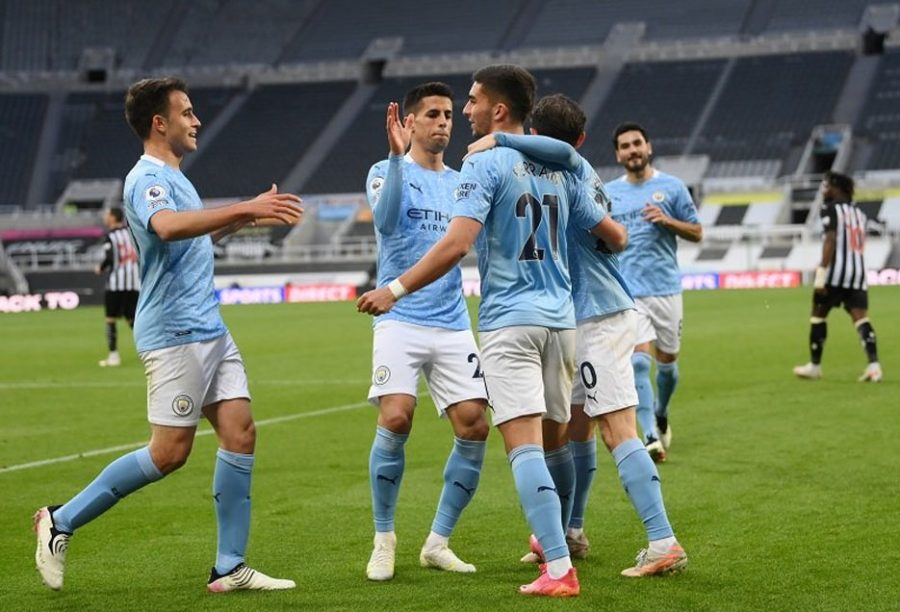 Man City Hajar Newcastle di St James Park Dengan Skor 4-3