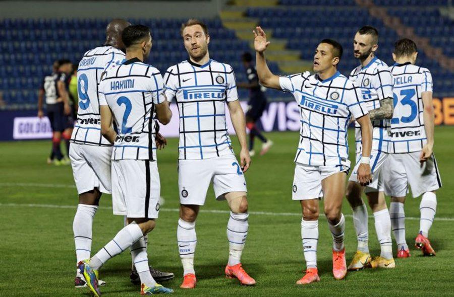 Laga Liga Italia: Inter Milan Bungkam Crotone Dengan Skor 2-0