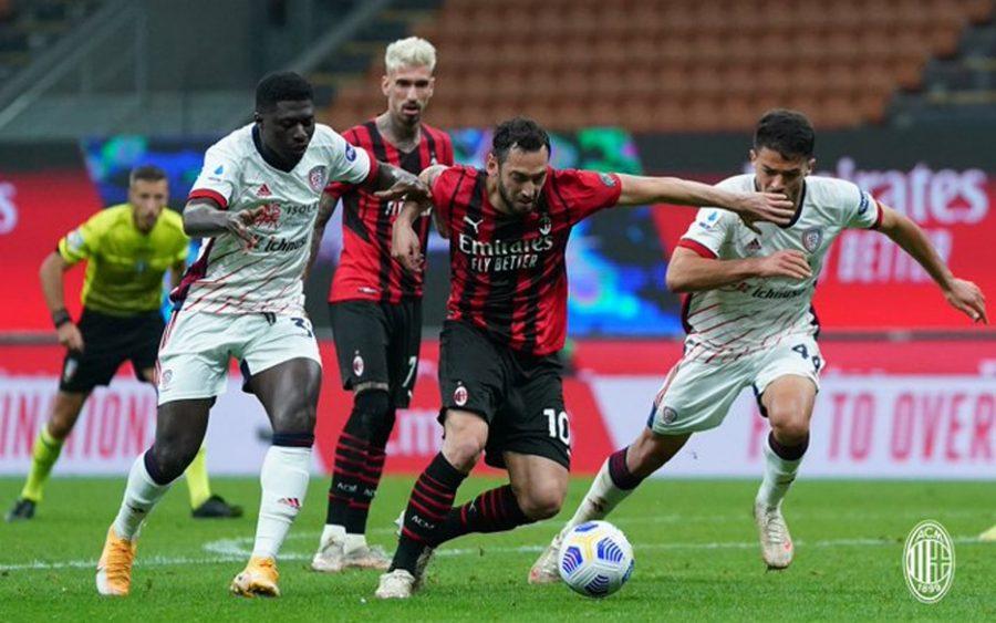 Klasemen Liga Italia: Napoli dan Milan Geser Juventus dari Empat Besar