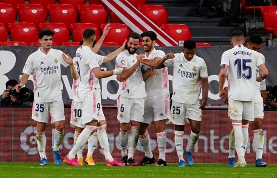 Nacho Jadi Pahlawan Kemenangan Real Madrid, Dipuji Zidane Setinggi Langit