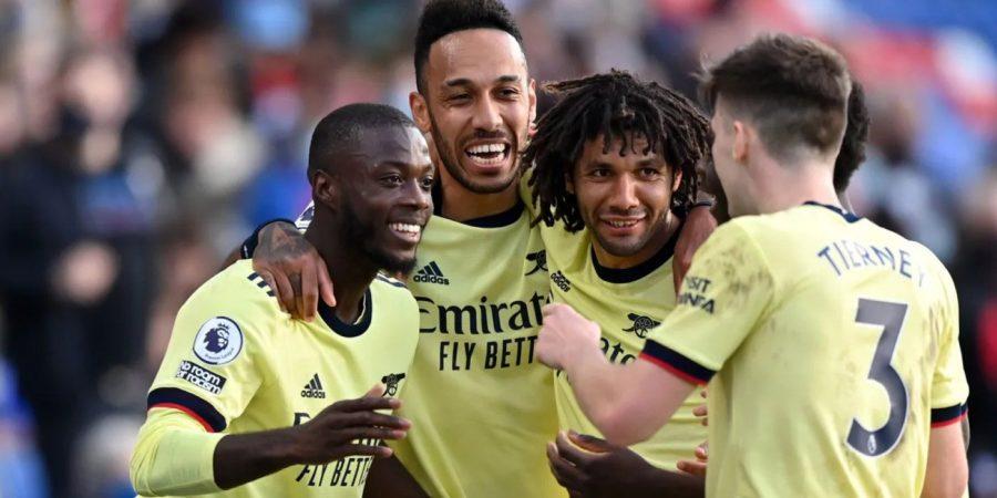 Hasil Pertandingan Crystal Palace vs Arsenal di Selhurst Park: Skor 1-3