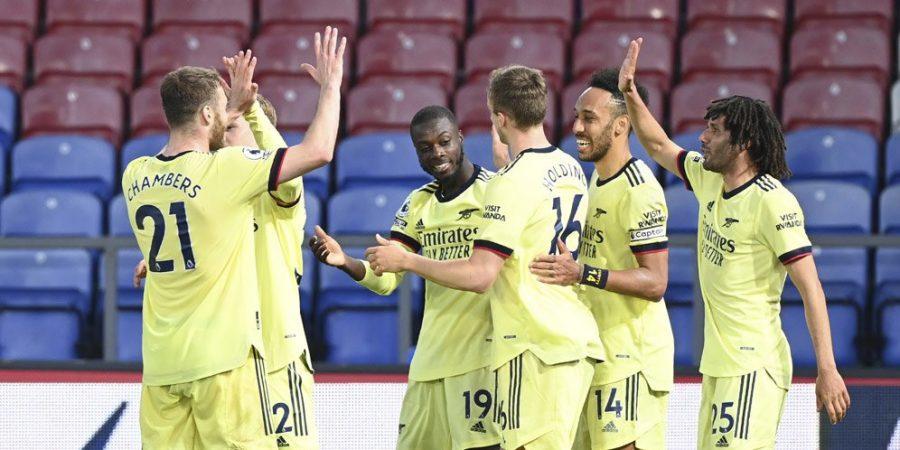 5 Pelajaran Crystal Palace vs Arsenal: Kemenangan Serba 3 ala The Gunners