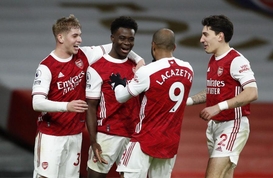 Arsenal Raih Kemenangan Telak 2-0 atas Newcastle