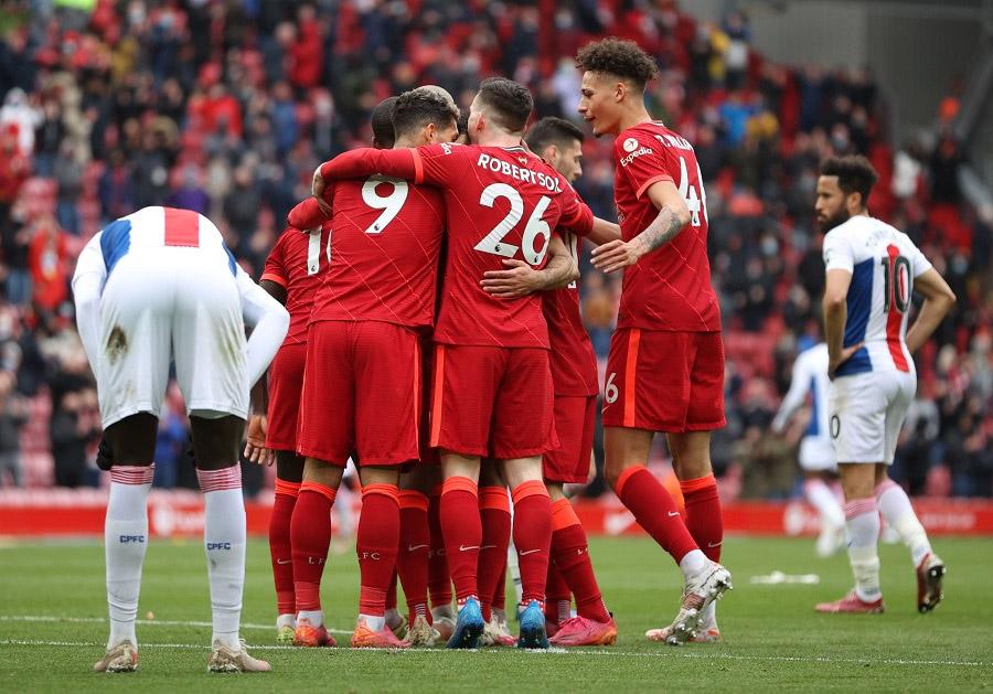 Hasil Liga Inggris 2020-2021: Man City, Man United, dan Liverpool Kompak Menang