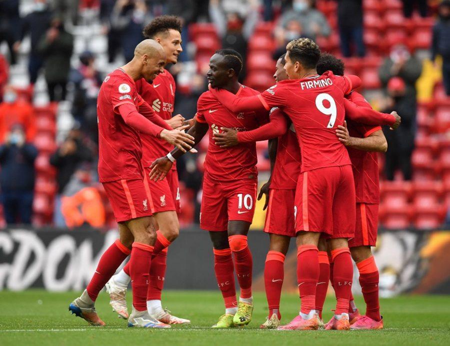 Kalahkan Palace 2-0, Liverpool Finish Ketiga di Liga Inggris 2020-2021