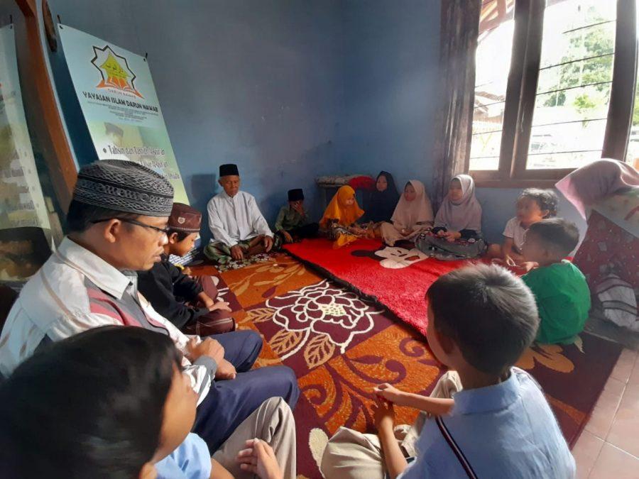 Yayasan Islam Darun Nawab Gelar Santunan Ramadhan untuk Para Anak Yatim