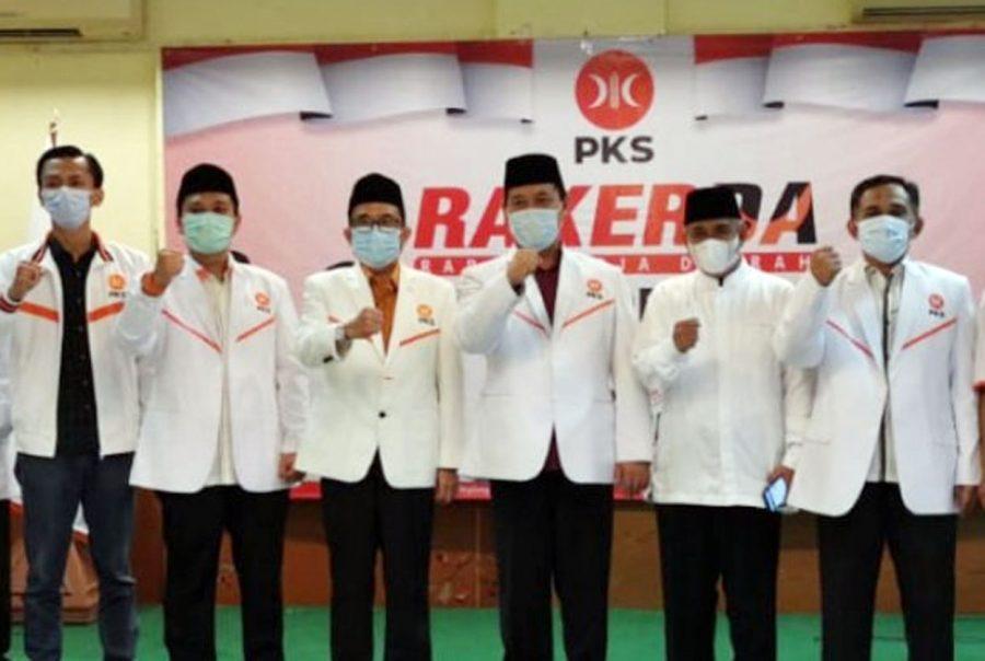 Rakerda: PKS Pandeglang Incar Kemenangan Parlemen
