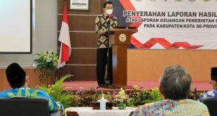 Pemerintah Kota Tangerang Selatan Kembali Raih WTP
