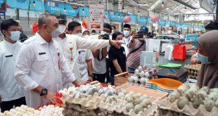 Bupati Zaki: Harga Pangan Jelang Hari Raya Idul Fitri Cenderung Stabil
