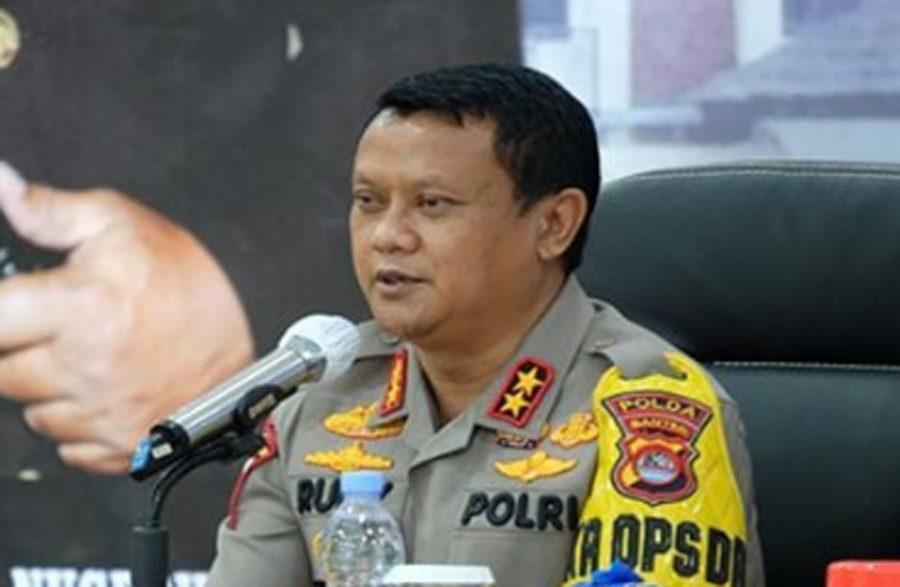 Dampak Video Viral Provokasi Mudik, Polda Banten Putarbalikan 11.200 Unit Kendaraan Pemudik