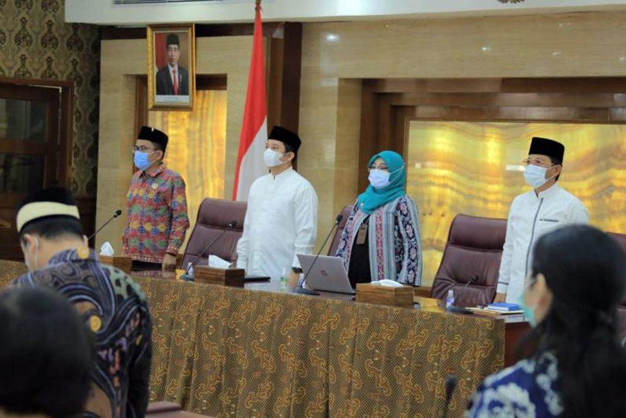 KPK Apresiasi Kinerja Pemkot Tangerang Dalam Pencegahan Korupsi