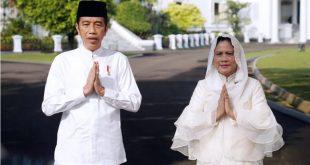 Jokowi: Kita Harus Sabar, Walau Bersilaturahmi Tidak Bertatap Muka Dengan Keluarga