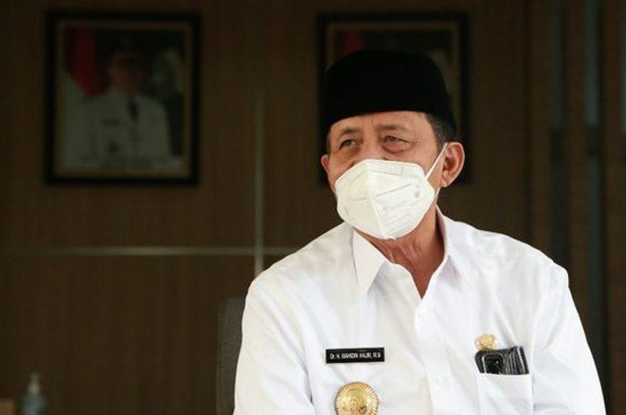 Wahidin Halim Tutup Seluruh Destinasi Wisata di Banten Hingga 30 Mei 2021