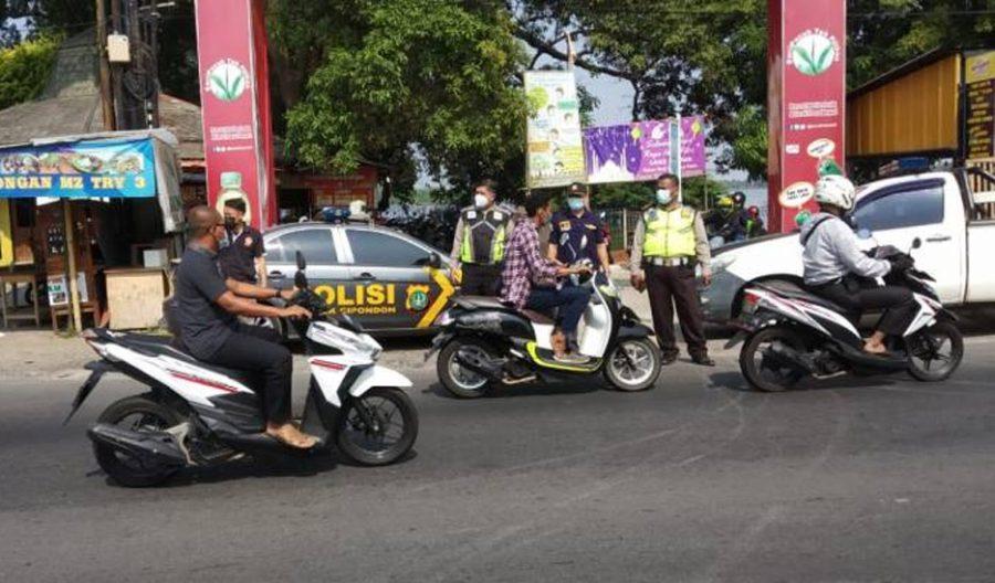 Cegah Penyebaran Covid19, Pemkot Tangerang Tutup Wisata Situ Cipondoh