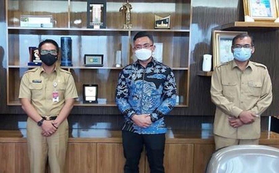 Bahas Honor Pengganti THR Pegawai Non ASN, Wagub Banten Datangi Kemendagri