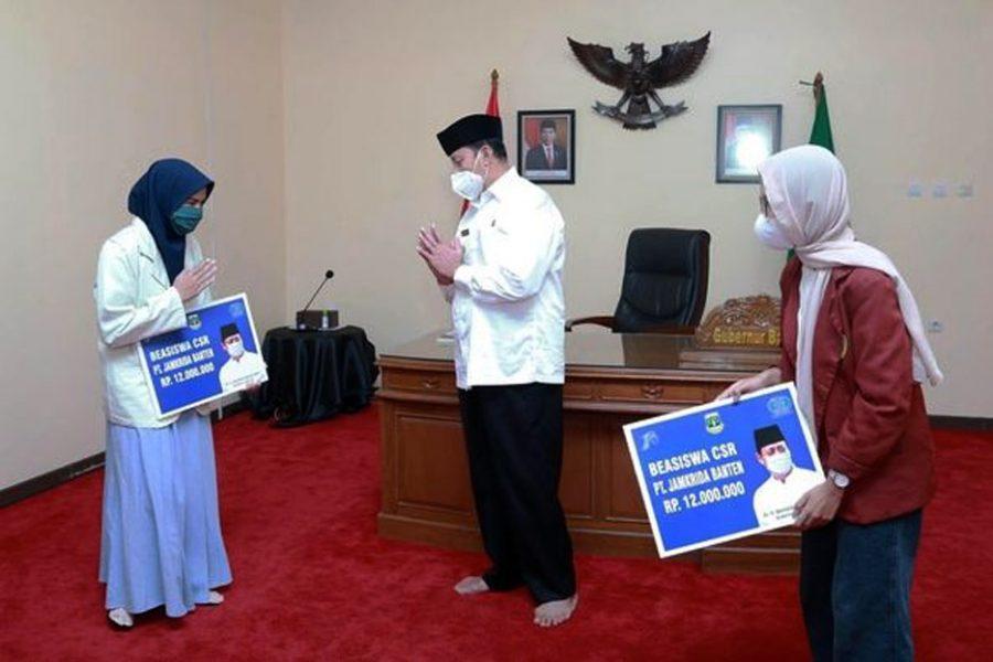 Wahidin Halim: Komitmen Saya Membangun SDM Banten Melalui Pendidikan