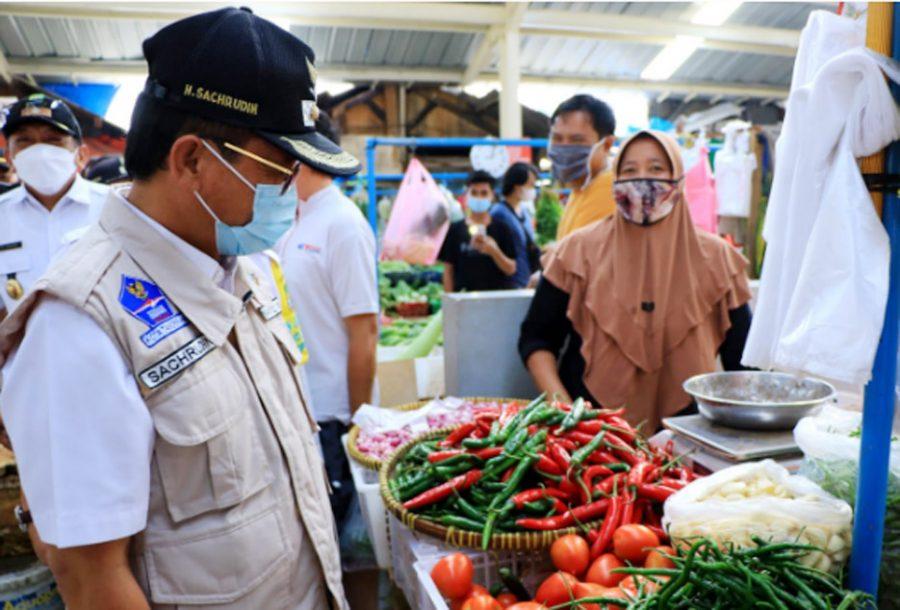 Pemkot Tangerang Gelar Testing Swab Antigen Pasca Libur Lebaran di Tiga Lokasi