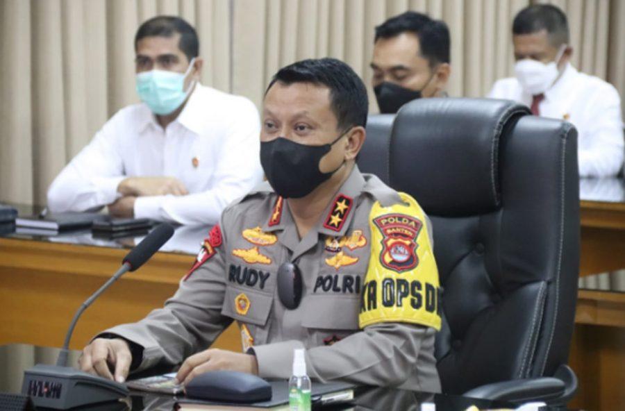 Polda Banten Tangkap 9 Admin Grup WhatsApp Provokasi Pemudik Motor