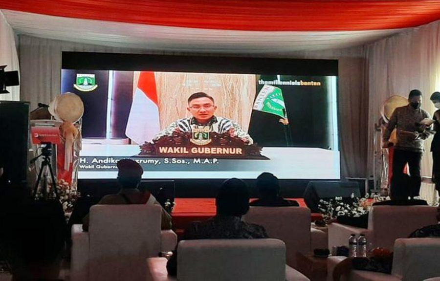 Launching TRUST, Pemprov Banten Minta Bank Banten Bisa Dirasakan Kehadirannya di Masyarakat