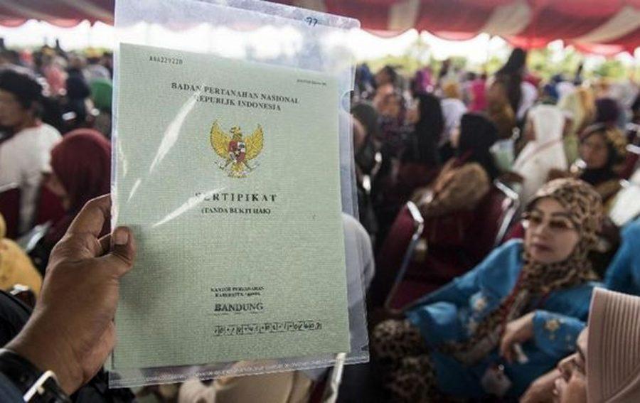 Oknum PNS dan Honorer Kecamatan Pabuaran Palsukan AJB Tanah, Raup Rp1,3 M
