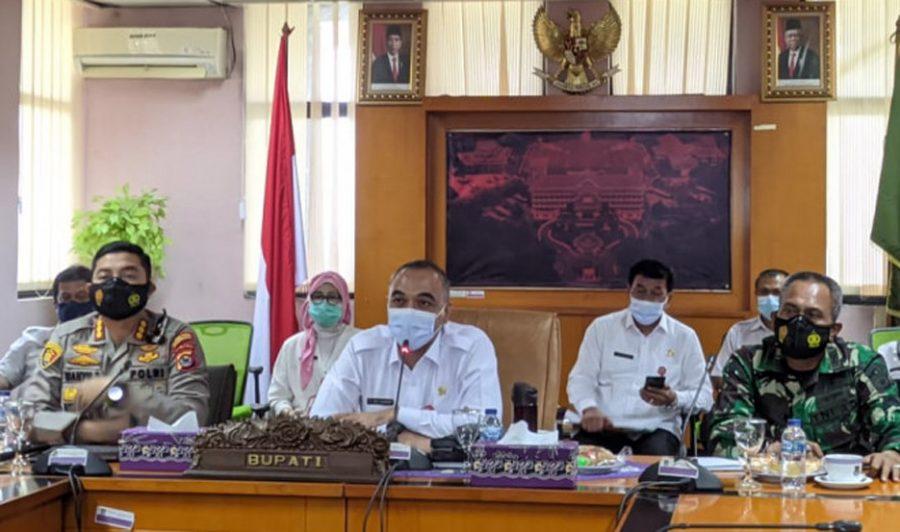 Rakor Banten: Bupati Zaki Minta Jangan Ada Lagi Kebijakan Dadakan