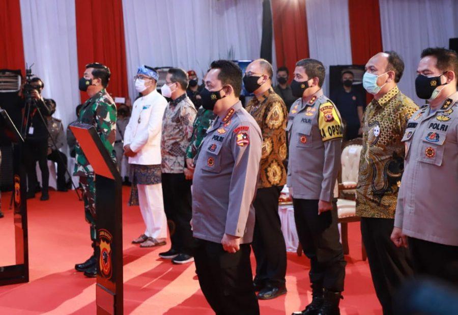 Respon Aduan Masyarakat, Panglima TNI dan Kapolri Luncurkan Hotline 110