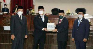 Pemprov Banten Pertahankan Opini WTP dari BPK RI untuk Kelima Kalinya